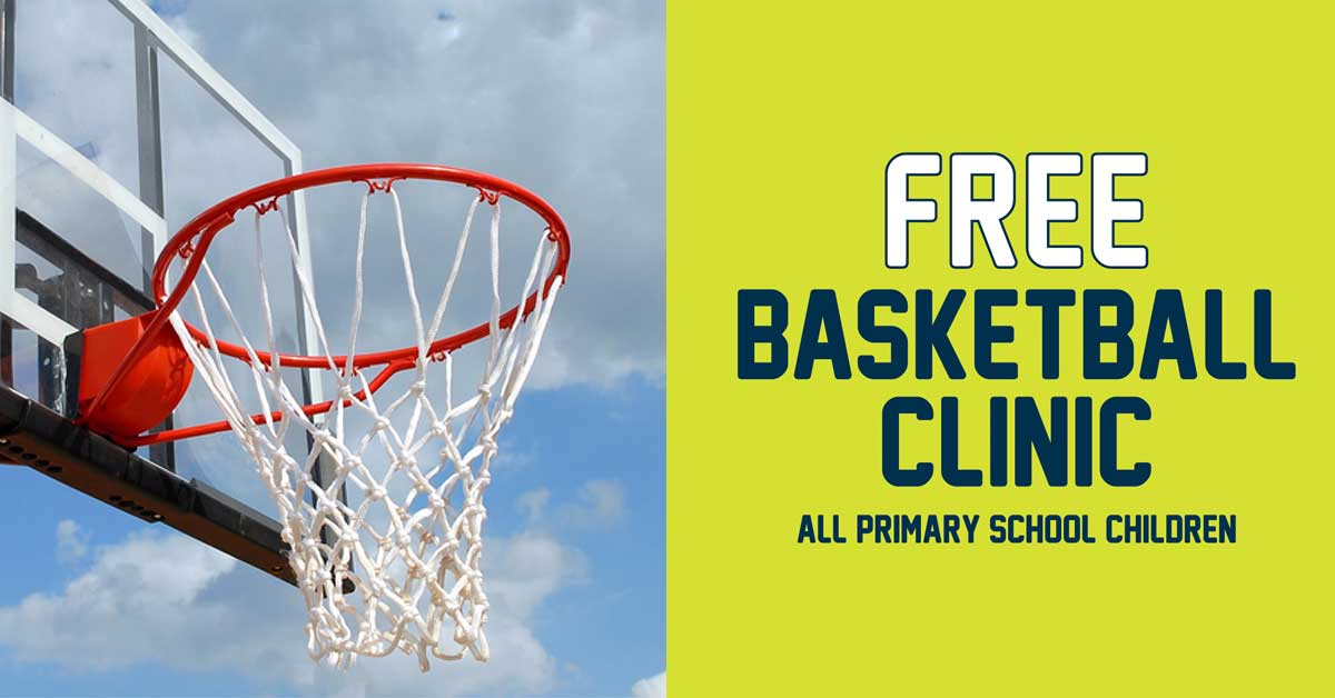 Free basketball coaching clinic