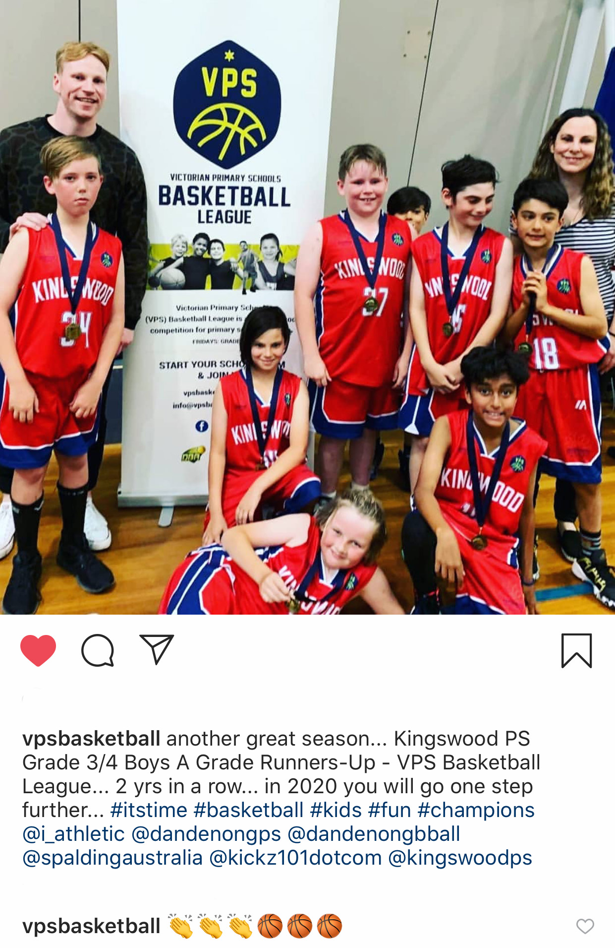 kingswood ps kings 2019